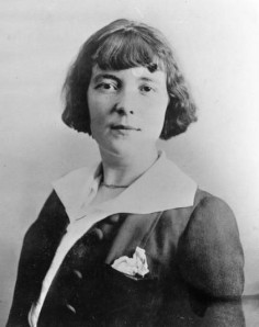 Katherine Mansfield (Creative Commons License)