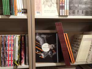 Shooter Literary Magazine available at Foyles