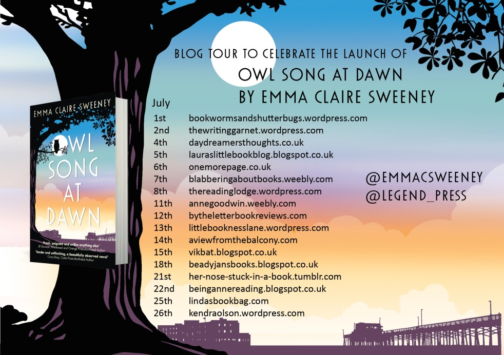 ES Blog Tour Photo